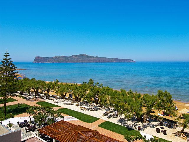 Santa Marina Beach Hotel: