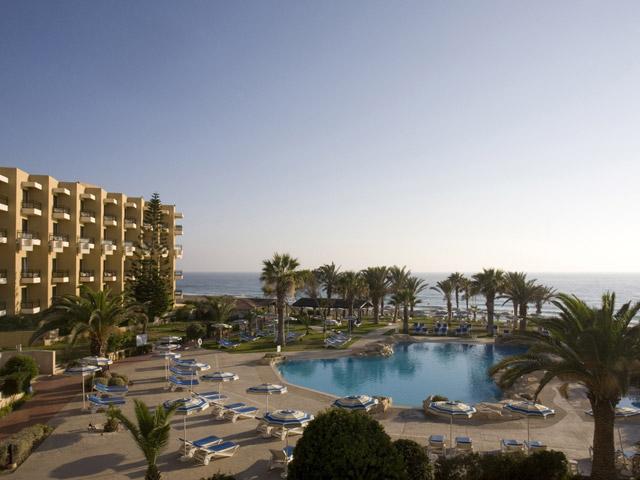 Venus Beach Hotel: Exterior View