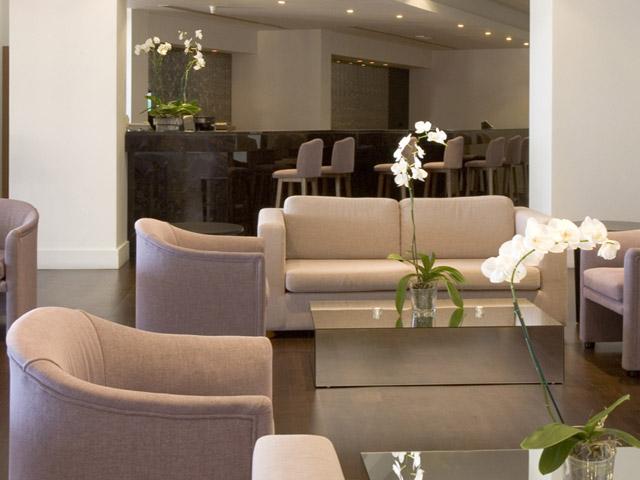 Venus Beach Hotel: Interior View