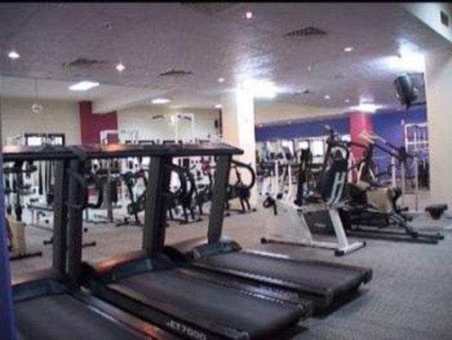 Venus Beach Hotel: Gym