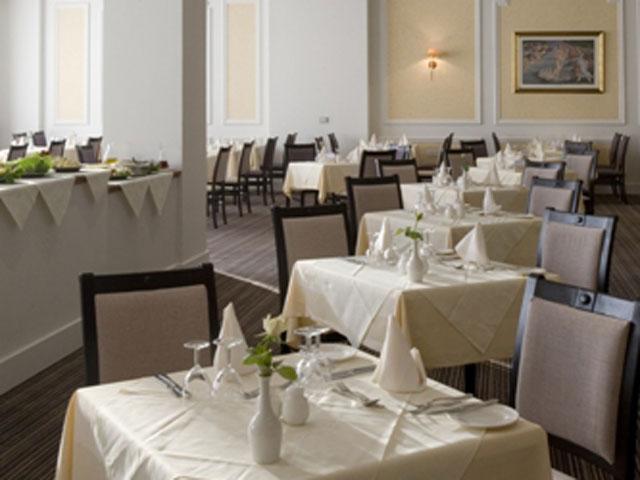 Venus Beach Hotel: Restaurant