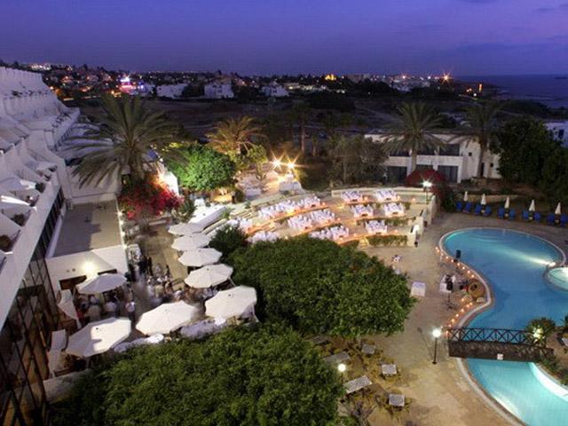 Azia Resort & Spa: Exterior View