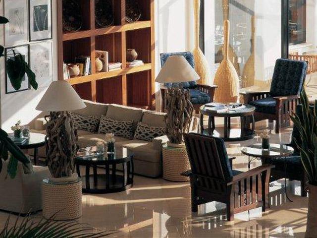 Azia Resort & Spa: Lobby Area
