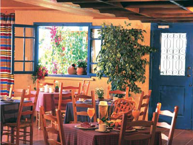 Azia Resort & Spa: Restaurant