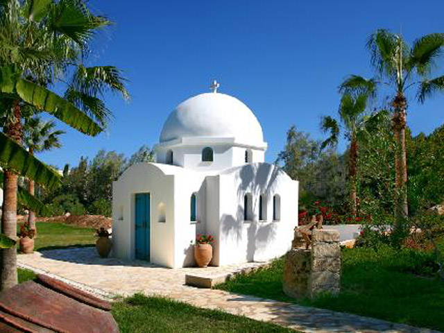 Azia Resort & Spa: Church