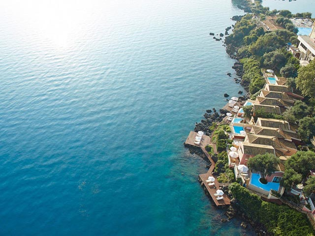 Special Offer for Grecotel Corfu Imperial - Book Early for 2020 and save up to 35% LIMITED TIME !!