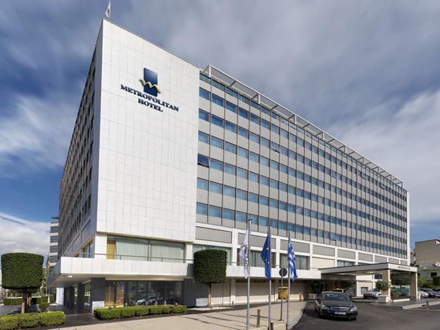 Athens Marriott (ex Metropolitan)