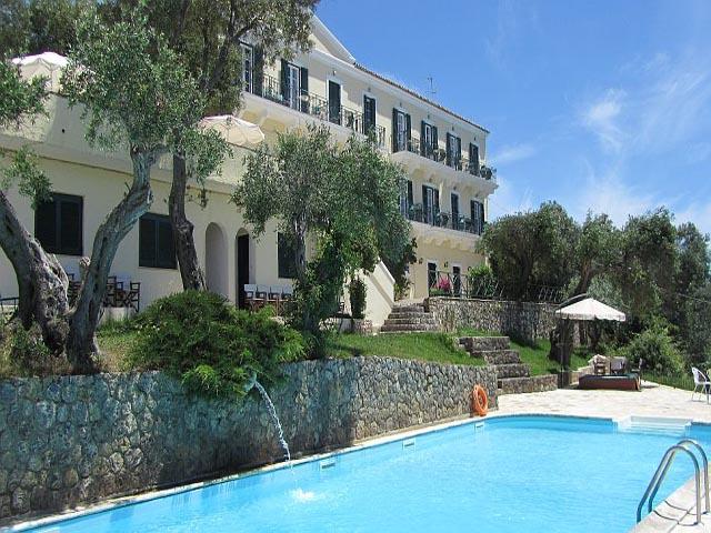 Levant Hotel: