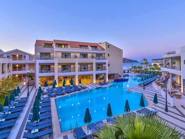 Special Offer for Porto Platanias Beach Resort & Spa - Book Early for 2019 and save up to 30%!! LIMITED TIME !!