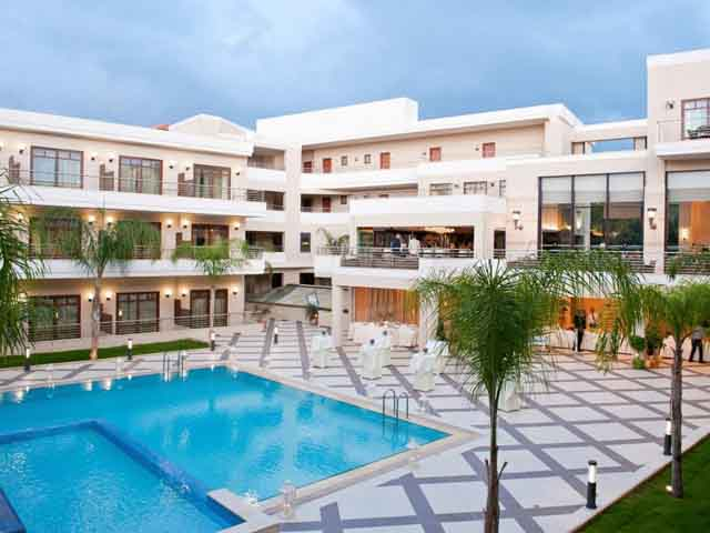 Porto Platanias Beach Resort & Spa:
