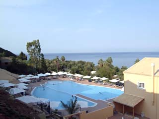 SunMarotel Miramare Beach Hotel - Swimming Pool