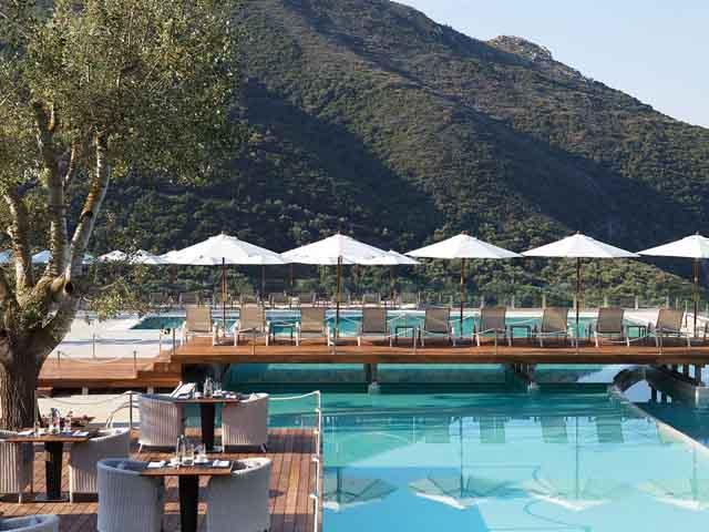 Atlantica Nissaki Beach Hotel (Adults Only):