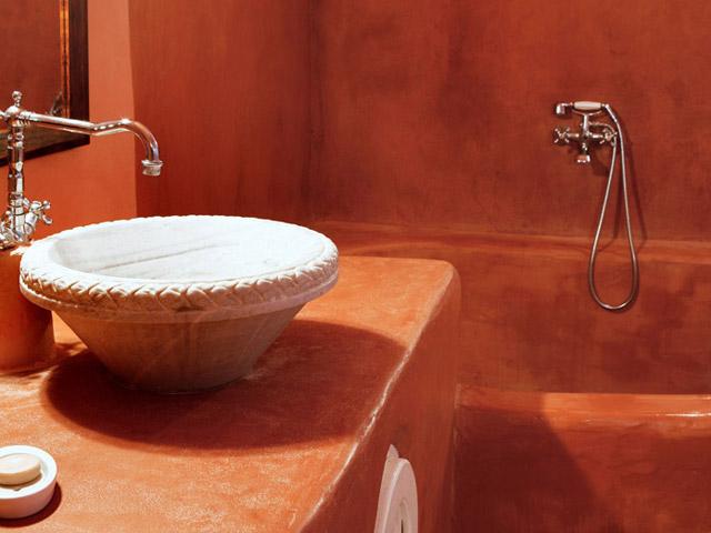 Villa IVI: Bathroom