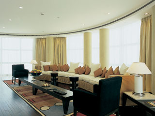 Emirates Towers Hotel: Room - Presidential Suite