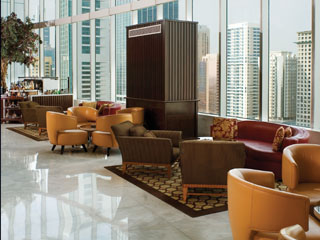 Emirates Towers Hotel: Lobby