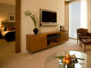 Emirates Towers Hotel: Room - Club Executive