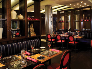 Emirates Towers Hotel: The Rib Room