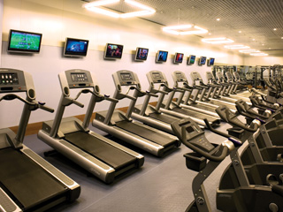 Emirates Towers Hotel: Gym