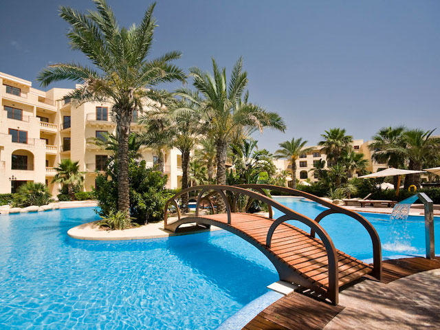 Kempinski San Lawrenz Resort & Spa: Swimming Pool