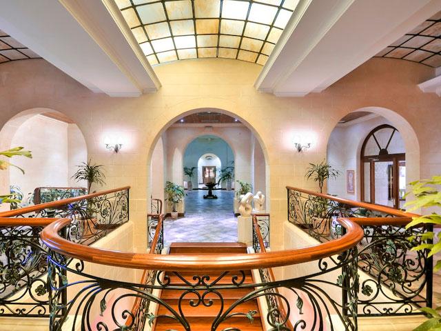 Kempinski San Lawrenz Resort & Spa: Lobby