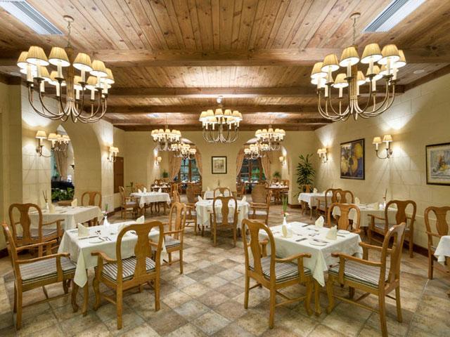 Kempinski San Lawrenz Resort & Spa: L 'Ortolan Restaurant