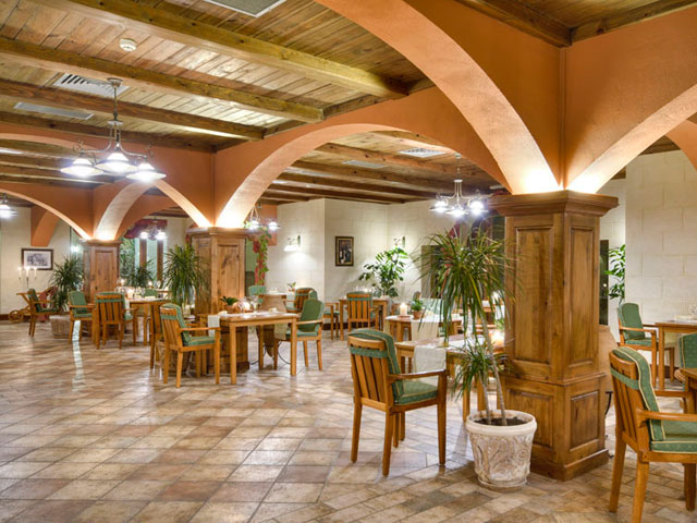 Kempinski San Lawrenz Resort & Spa: Restaurant