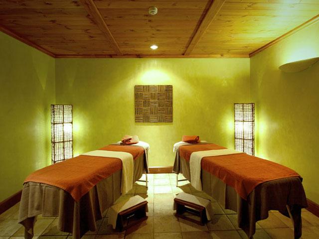 Kempinski San Lawrenz Resort & Spa: Spa Room
