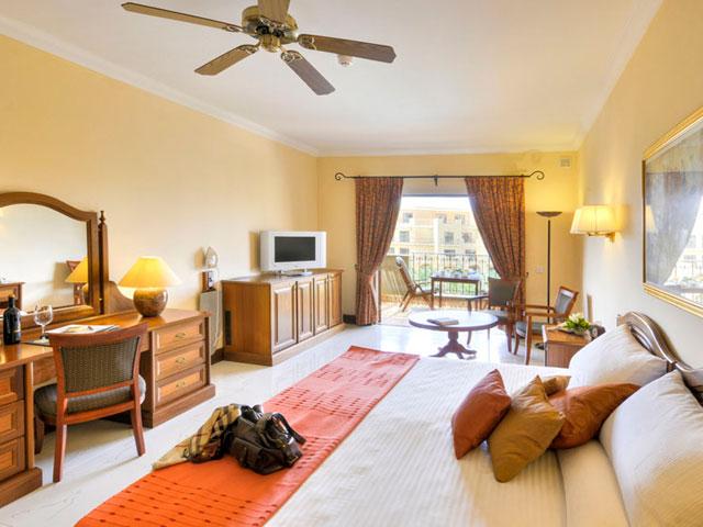 Kempinski San Lawrenz Resort & Spa: Deluxe Room