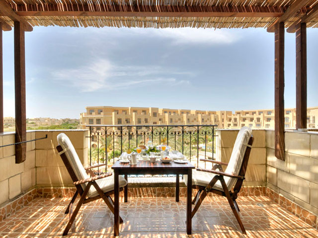 Kempinski San Lawrenz Resort & Spa: Room View