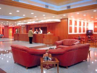 Z Palace Hotel - Reception