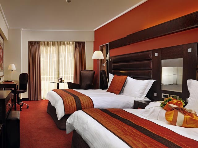 Crowne Plaza Athens City Centre (ex Holiday Inn Athens):