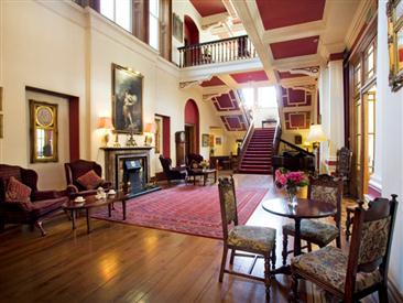 Tinakilly Country House Hotel Luxury In Wicklow County Ireland The Finest Hotels Of World