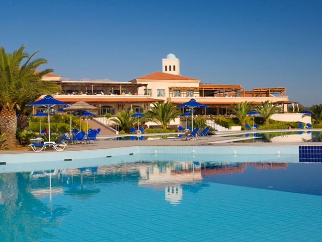 Pilot Beach Resort & Spa -