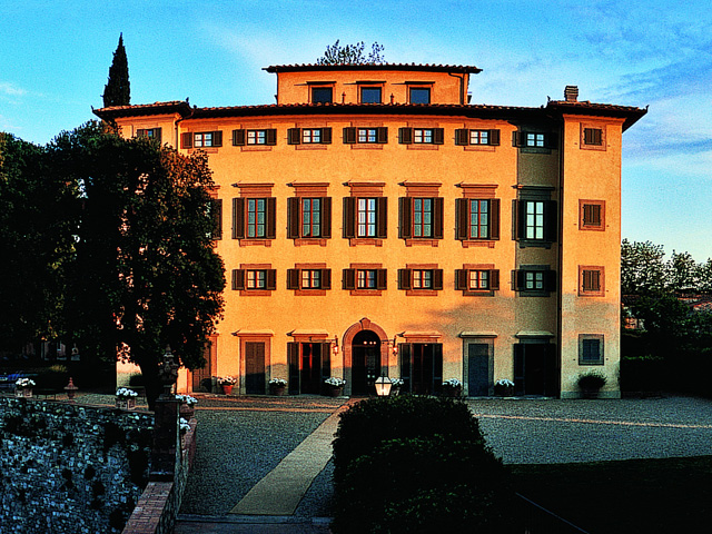 Villa La Massa