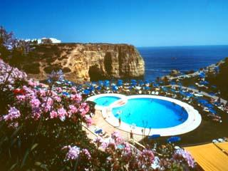 Tivoli Almansor Hotel Luxury In Praia Do Carvoeiro Algarve Faro Portugal The Finest Hotels Of World