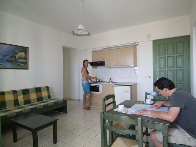 Nikolas Villas Apartments: