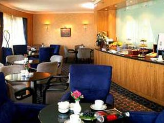 Sheraton Ankara Hotel & Towers: Towers Lounge