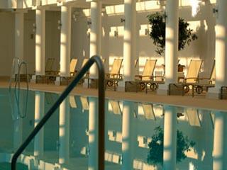 Sheraton Ankara Hotel & Towers: Indoor Swimming Pool