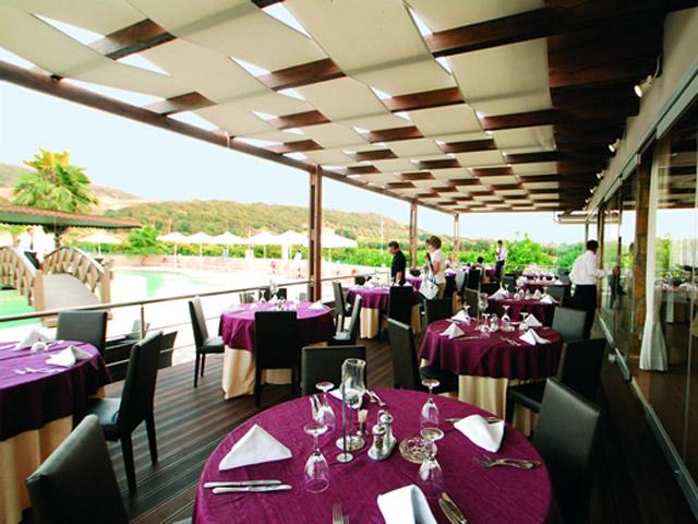 Olympia Golden Beach: Restaurant