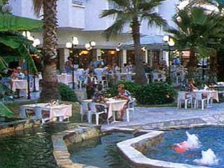 Aqua Hotel: Restaurant