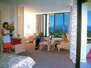 Aqua Hotel: Room