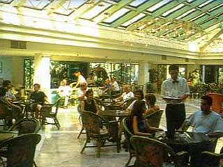 Aqua Hotel: Bar