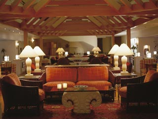 Turkiz Hotel Thalasso Centre: Lobby
