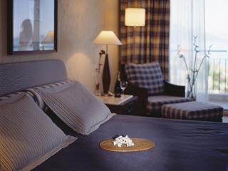 Turkiz Hotel Thalasso Centre: Room