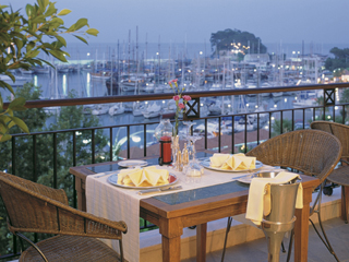 Turkiz Hotel Thalasso Centre: Restaurant