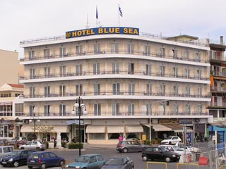 Blue Sea Hotel - Exterior View