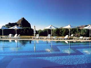 Porto Myrina Palace - Swimming Pool