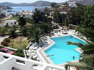 Armadoros Hotel - Swimming Pool