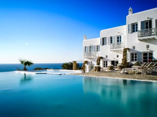 Apanema Mykonos Resort Hotel: