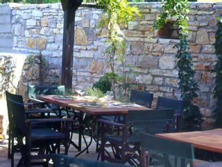 Princess Lanassa Hotel: Restaurant